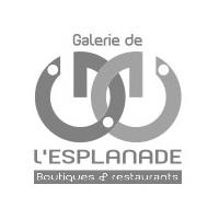 Centre commercial Galerie Esplanade